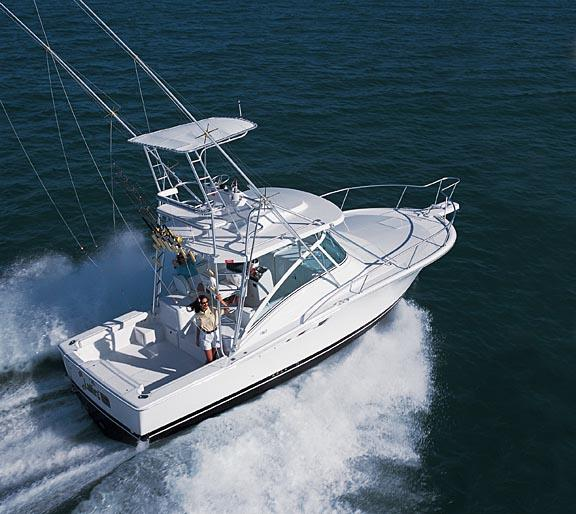 Luhrs 32 Open Manufacturer Provided Image