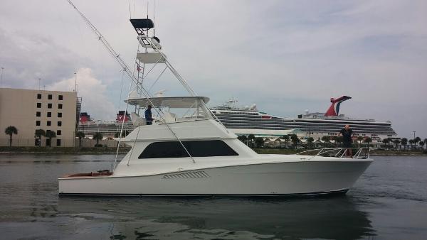 Viking 53 Convertible