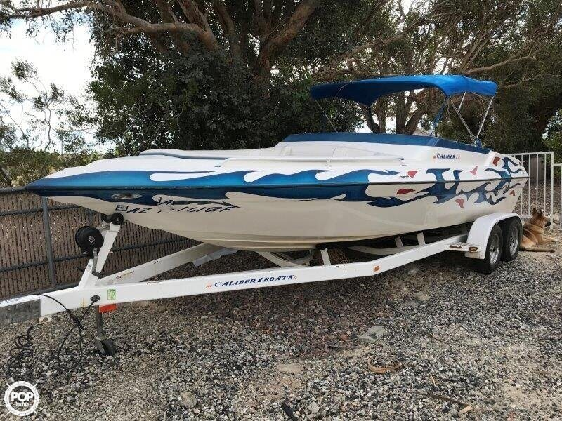 Caliber 1 Boats 2300 Silencer 2002 Caliber 1 2300 Silencer for sale in Desert Hot Springs, CA