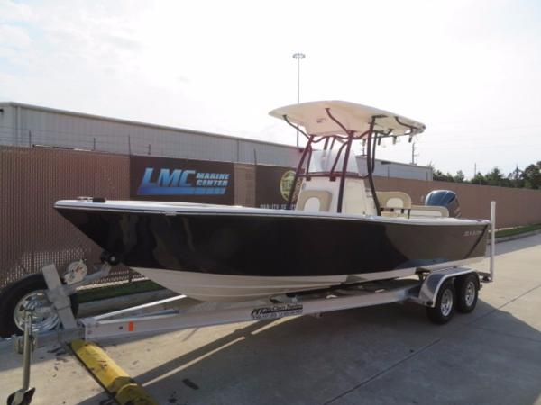 Sea Born LX 24 CC Hard Top 250hp