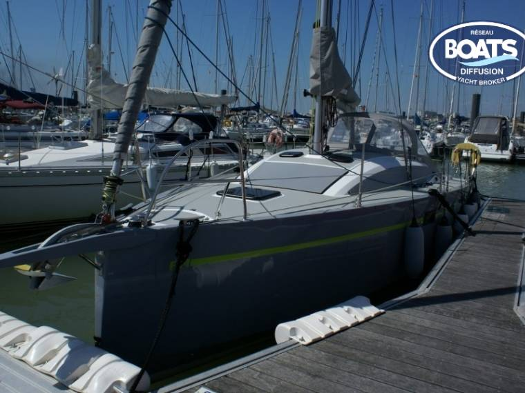 RM Yachts FORA MARINE RM 890 BIQUILLE EB45260