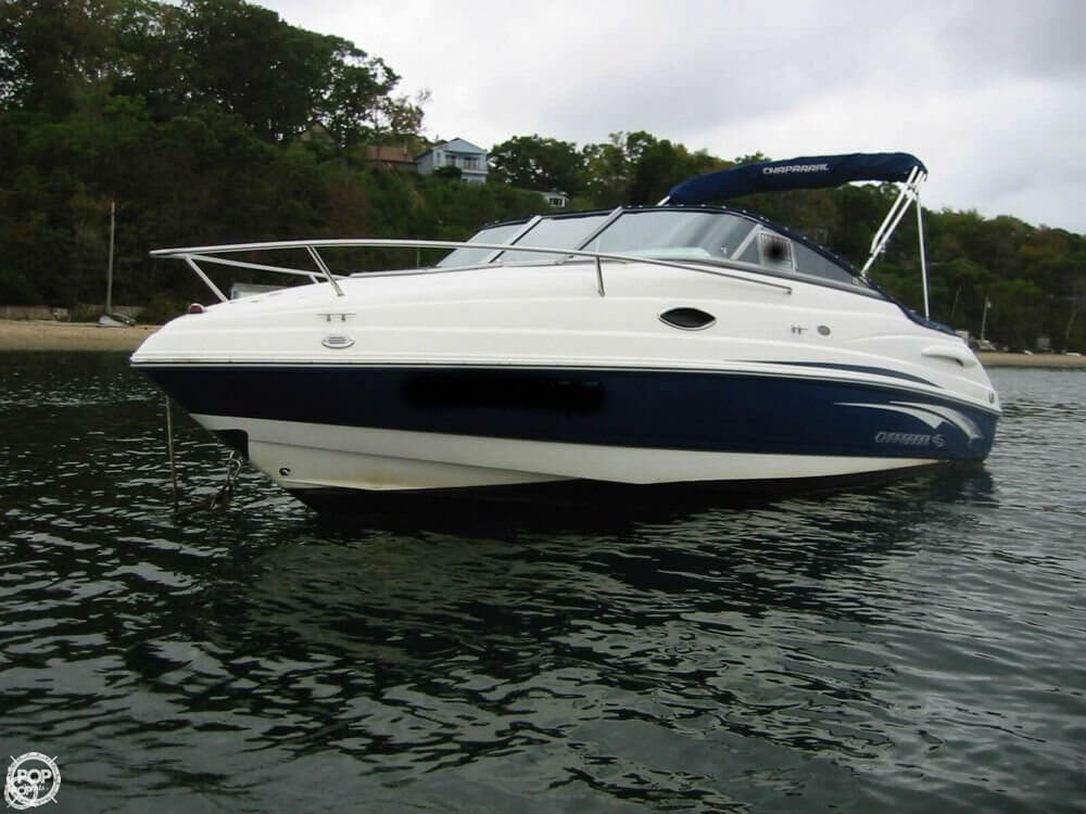 Chaparral 215 SSi 2008 Chaparral 215 SSI Cuddy Cabin for sale in Setauket, NY