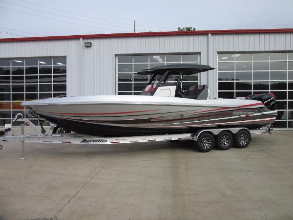 Sunsation Powerboats 32CCX