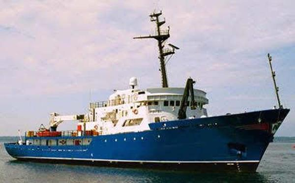 Aerojet-General Research Vessel