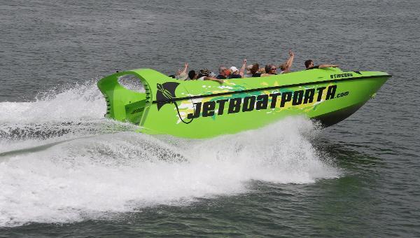 Smoky Mountain 25 Passenger Jet Boat