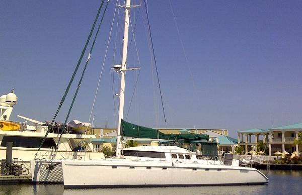 Fountaine Pajot Marquises 60 Custom