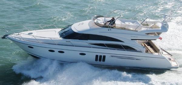 Princess 58 Princess 58 - On the water