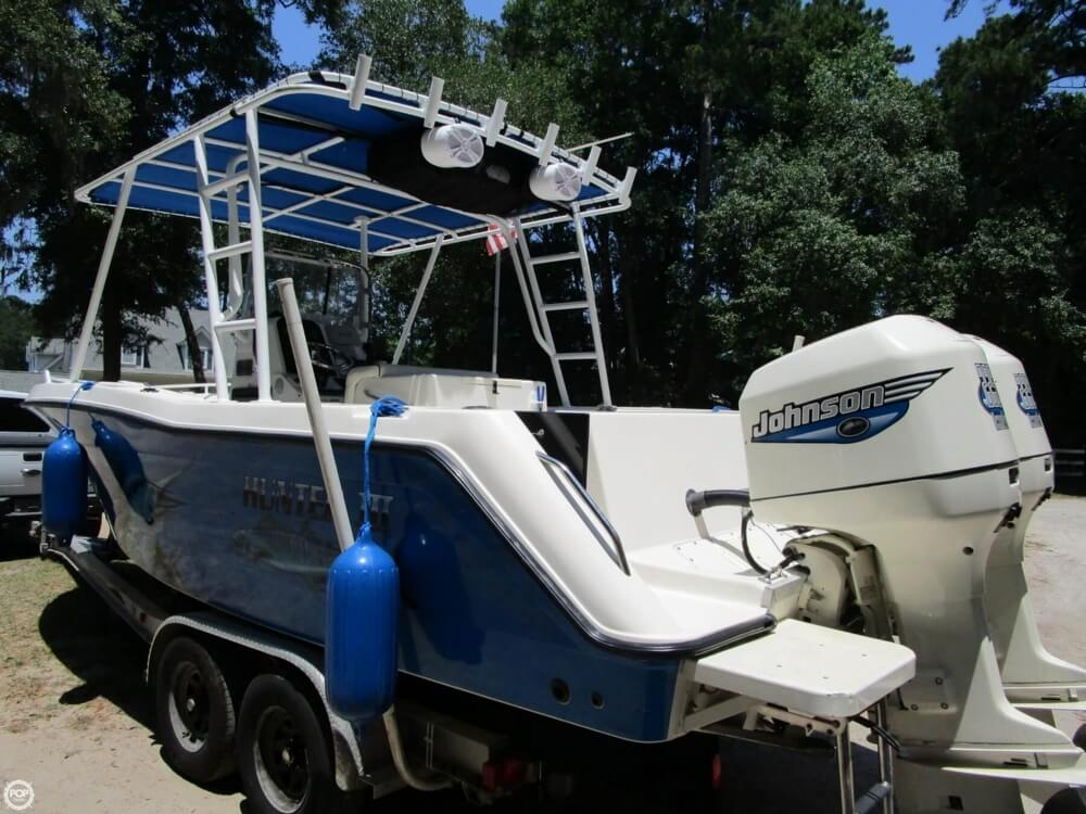 Hydra-Sports 2450 Vector 1999 Hydra-Sports 25 for sale in Bluffton, SC