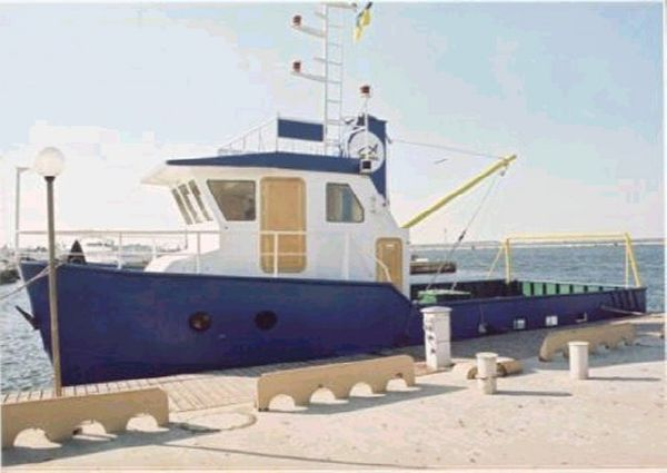 Steel Work Boat/Mini Supply or Fishing Boat /to be built