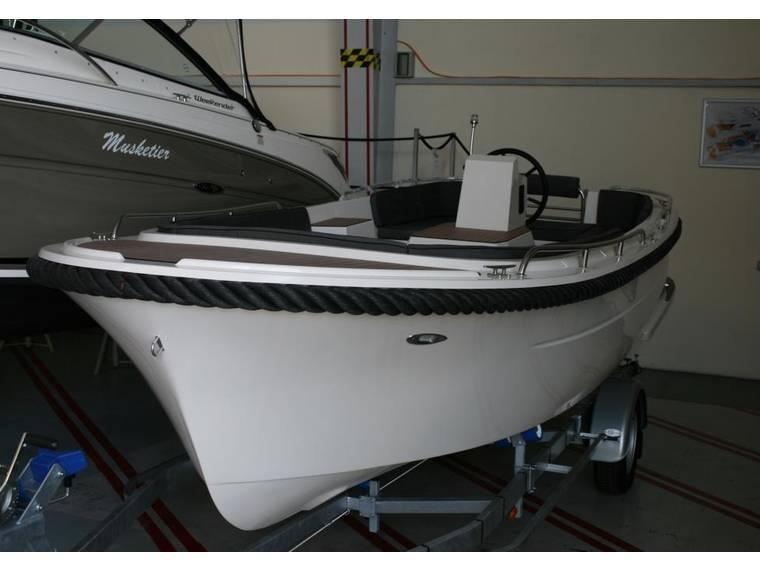 Primeur Primeur 600 Tender inkl. Trailer DIESEL Motorboot