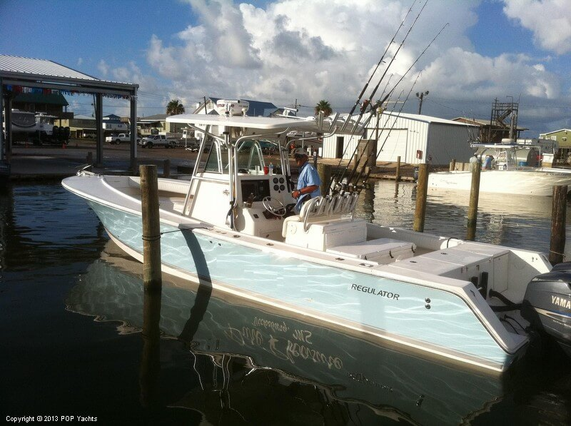 Regulator Marine 32 FS Center Console 2005 Regulator 32 FS Center Console for sale in Vicksburg, MS