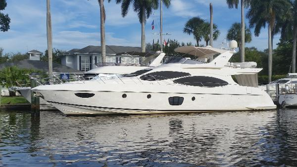 Azimut 68E 2009 Azuimut 68 Evolution - Profile