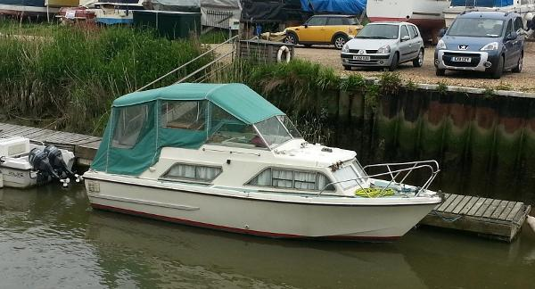 Fairline Fury 26 (available)