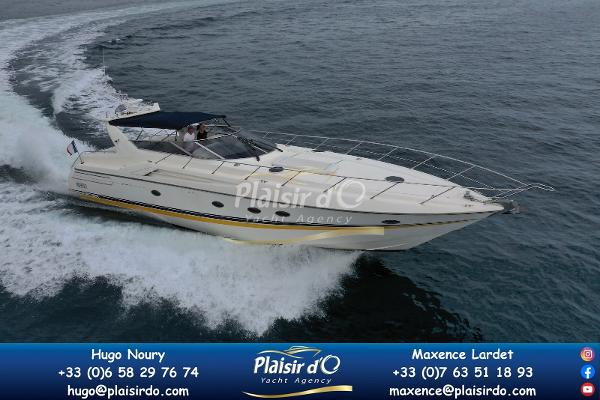 Sunseeker Superhawk 43 sunseeker 55 camargue