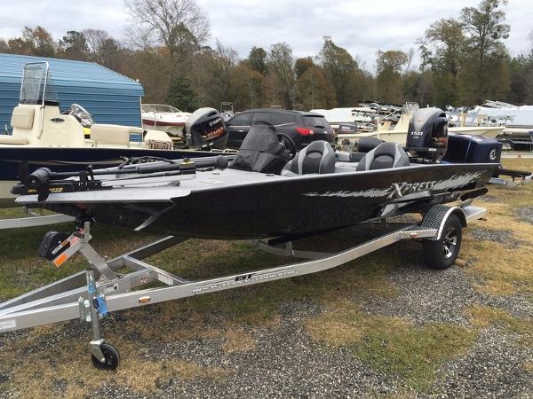 Xpress Boats H18 Hyper-Lift Bass Series X18-Pro