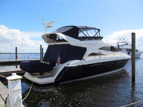 Viking Princess 56 Sport Cruiser, Motor Yacht Profile