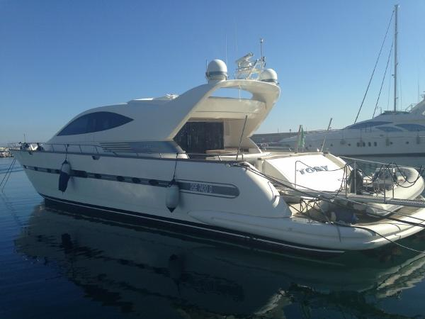 Cerri 86 Flying Sport Cerri 86 Flying Sport - YEAR 2005 - Timone Yachts Dealer