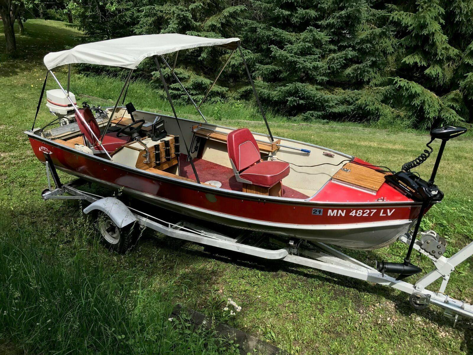 Lund 16 Lund Boat