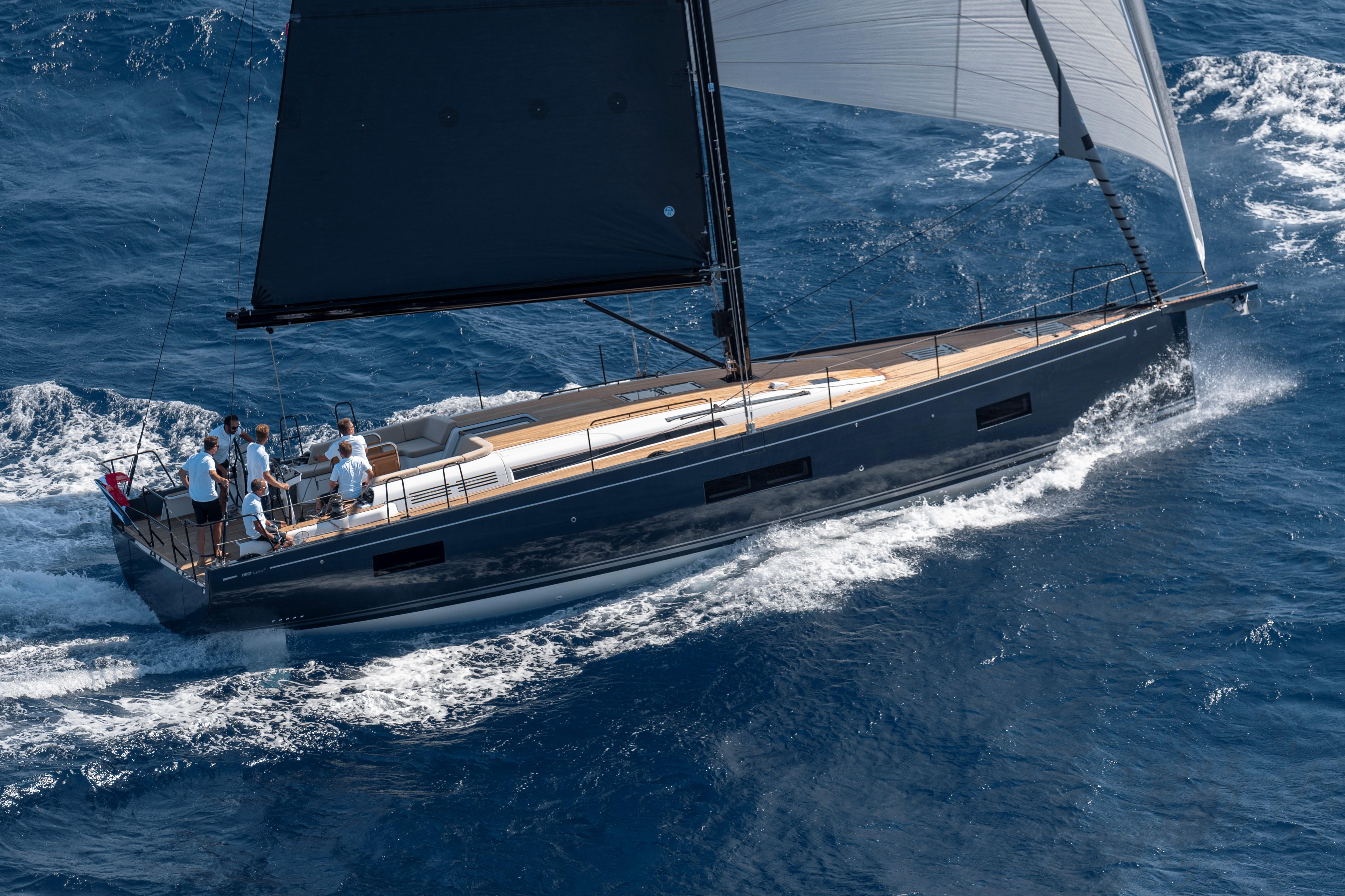 Beneteau First Yacht 53 Beneteau First Yacht 53 - Profile