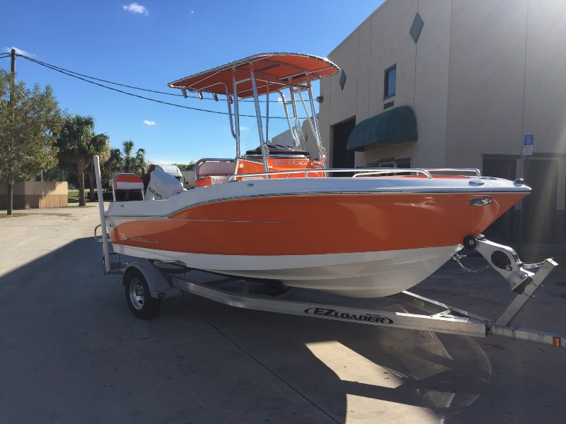 Barracuda 188 CCR Barracuda 188 CCR with Trailer