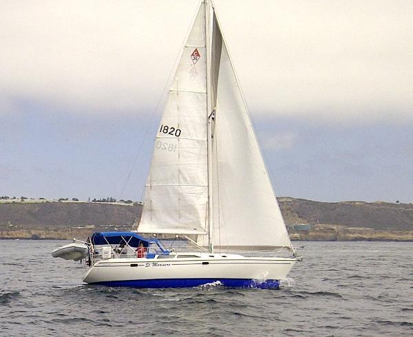 Catalina 36 El Marinero