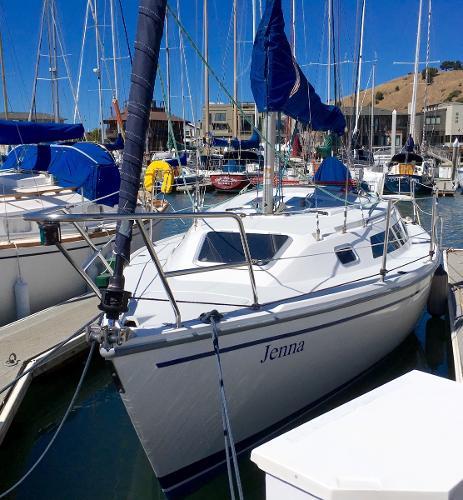 Catalina 270 JENNA