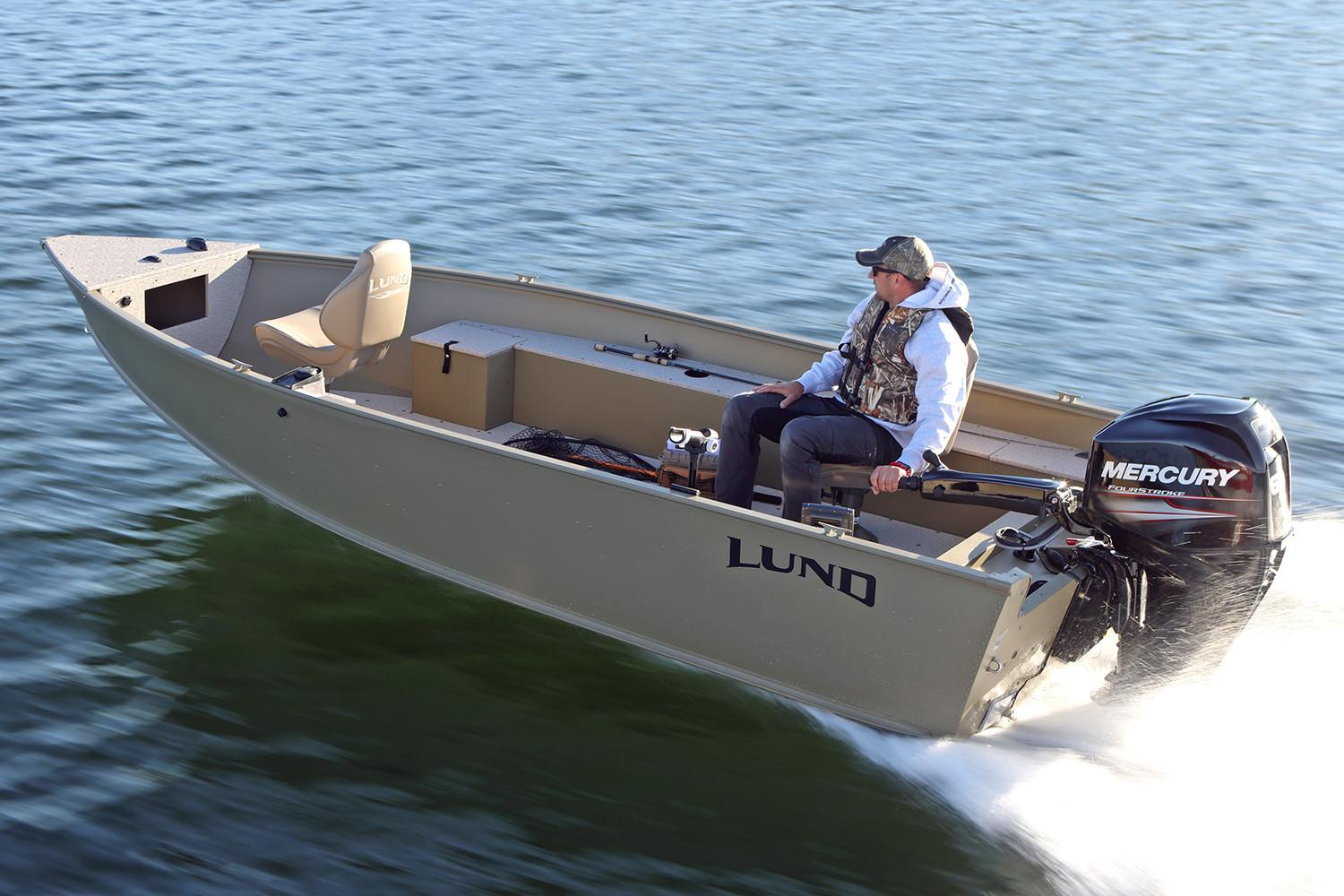 Lund Boat image