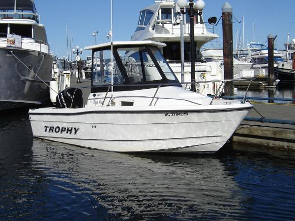 Bayliner Trophy 1802