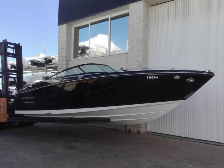 Monterey Monterey 238 Super Sport