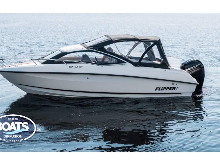 Bella boats FLIPPER 640 ST b4726b3891844b769b6f1af60b841ae3