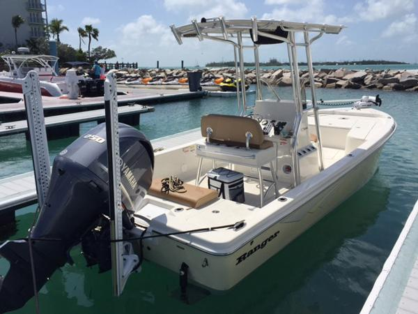 Ranger 24 Bahia Profile