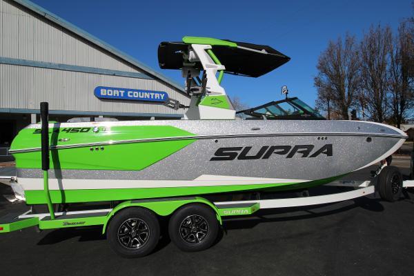 Supra SL 450 w/ Swell Surf