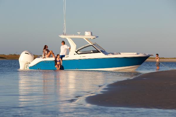 Edgewater 262 CX Sister Ship