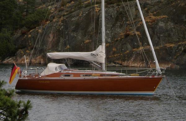 Custom Wegener Jachtwerft jv 39