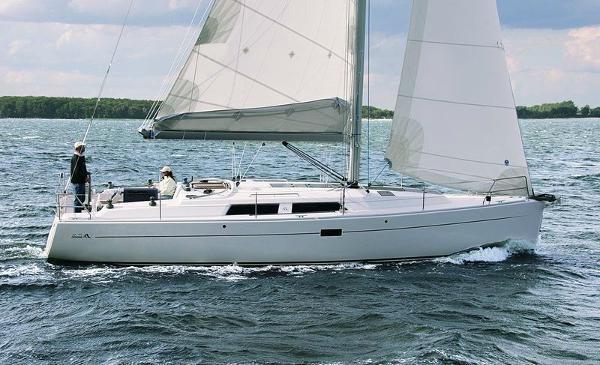 Hanse 400 Hanse 400 Sister boat