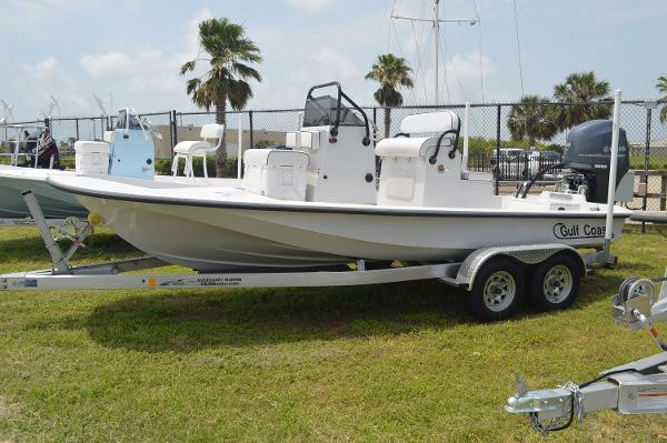 Gulf Coast Boats 200 Center Console