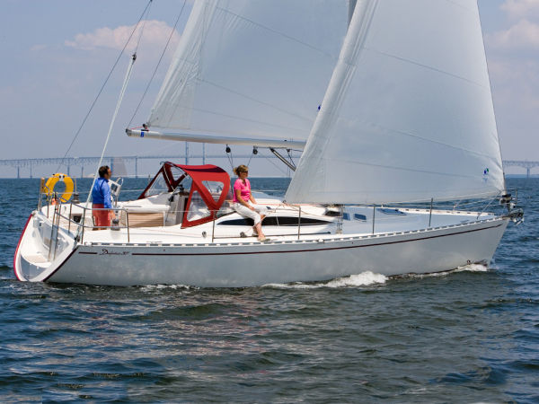 Delphia Yachts 37 2008 Delphia 37