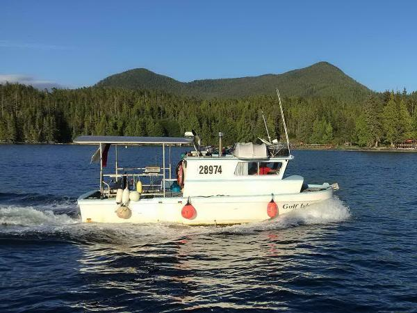 Commercial Multi-Purpose Sport Fishing