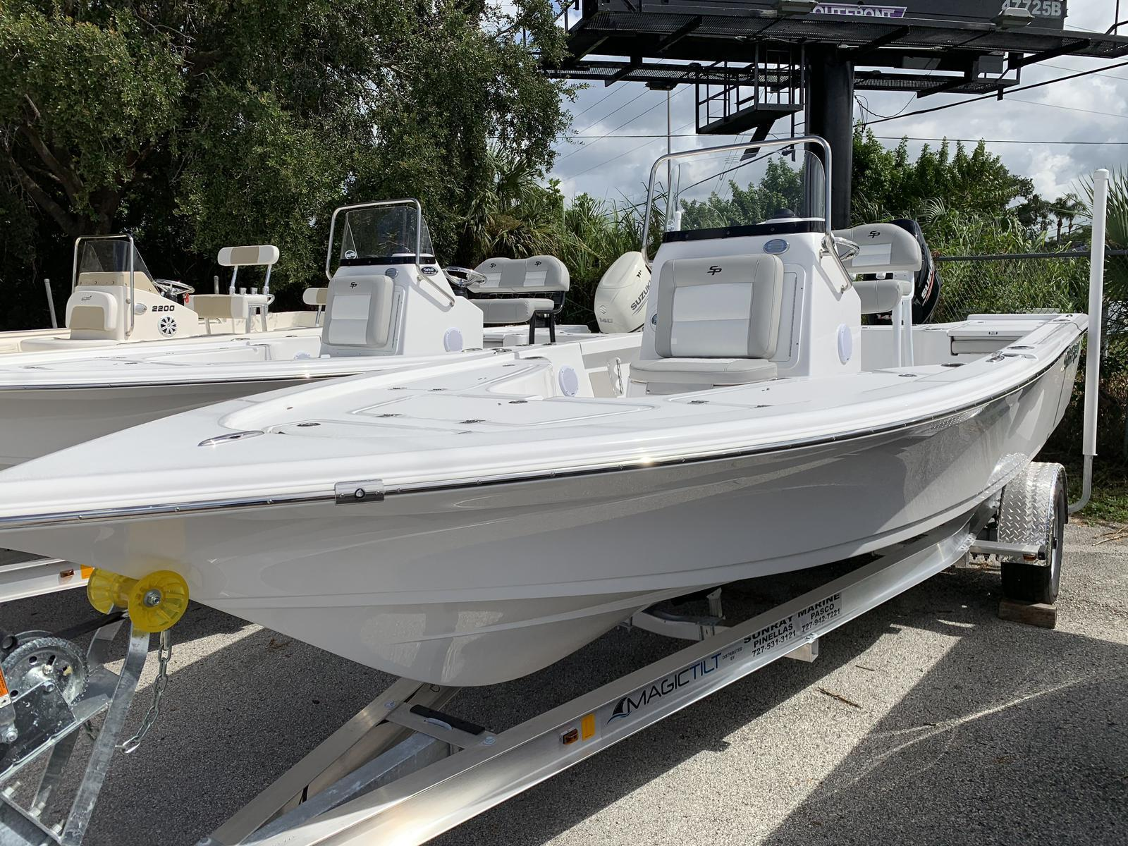 Sea Pro 208 Bay Series