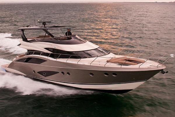 Marquis 660 Sport Yacht (JSS) Manufacturer Provided Image