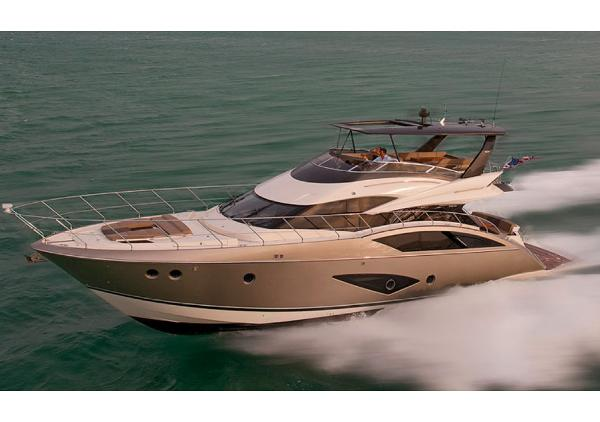 Marquis 660 Sport Yacht Manufacturer Provided Image