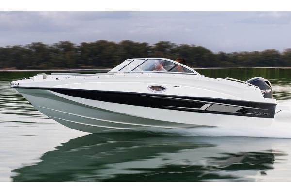 Bayliner 210 Deck Boat Manufacturer Provided Image