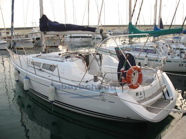 Jeanneau Sun Odyssey 36i - 36 i Abayachting Sun Odyssey 36i Jeanneau 1