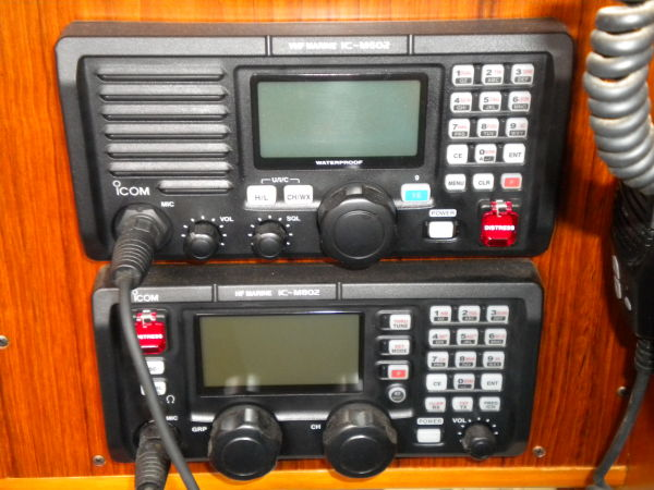 VHF & SSB