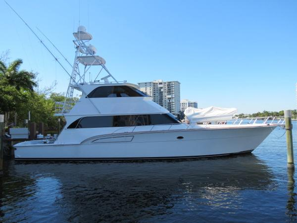 Donzi Enclosed Flybridge w/tower REEL RODEO, 65' Donzi SF