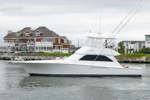 Viking 52 Convertible 2002 52 Viking