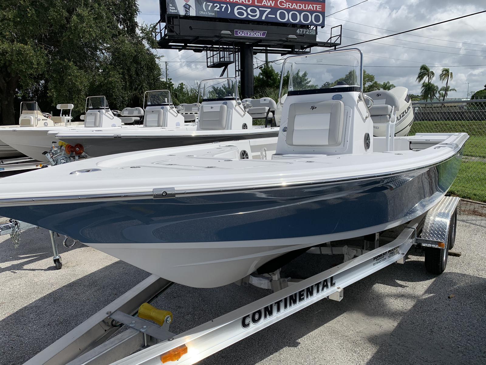 Sea Pro 208 Bay Series