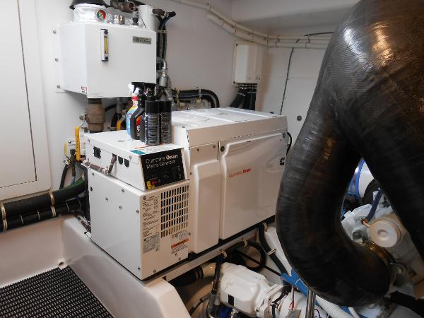 21.5 KW Generator