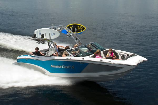 Mastercraft X23 Manufacturer Provided Image
