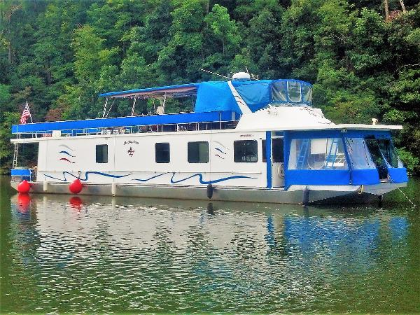 Sumerset Houseboats 72' x 16' Widebody